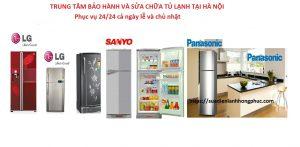 sửa tủ lạnh tại phan trọng tuệ