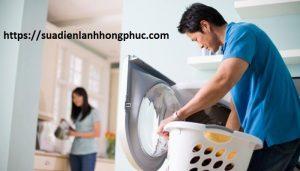 sửa máy giặt tại mai động